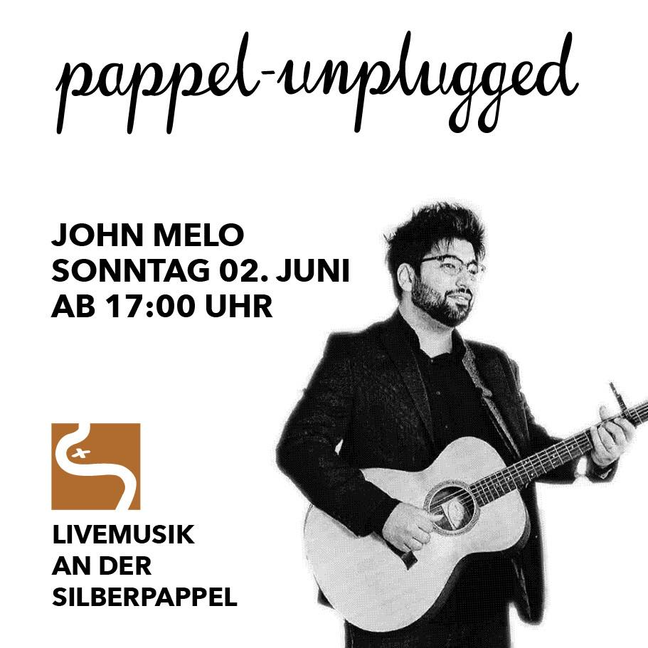 pappel-unplugged, eventplanung, john melo